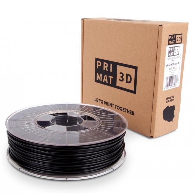 3df filament in graphite black, Graphit schwarz, box