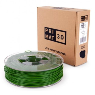 3df filament in grass green, Gras grün box