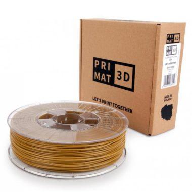 3df filament in green brown, grün braun, box