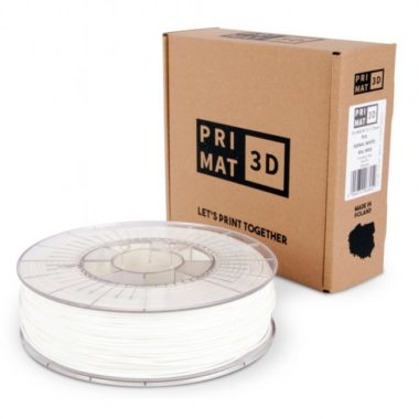 3df filament in Signal White, Signal Weiss, box - RAL 9003-2