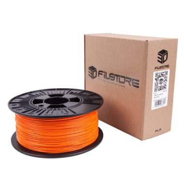 3df filament in sweet orange, süss orange box