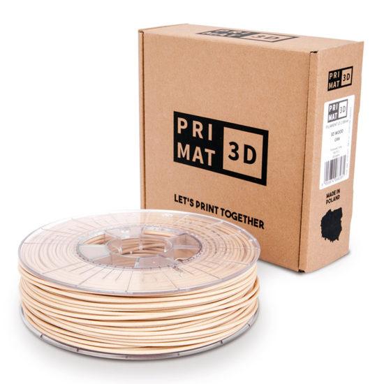 3D Druck Filament echt holz, wood