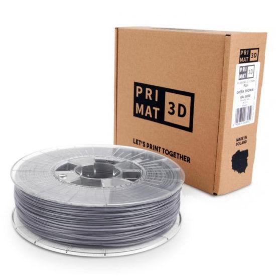 3D Druck Filament in grau, telegrey