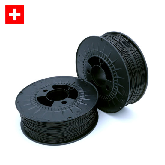3D-Filstore Swissmade PETG Coal Black