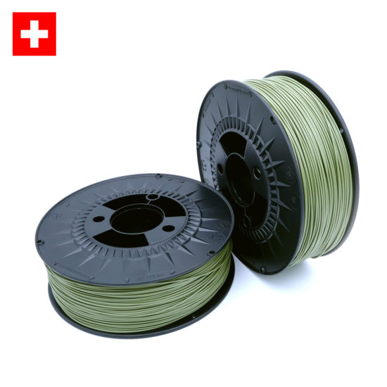3DFilstore Swissmade PETG Reed Green