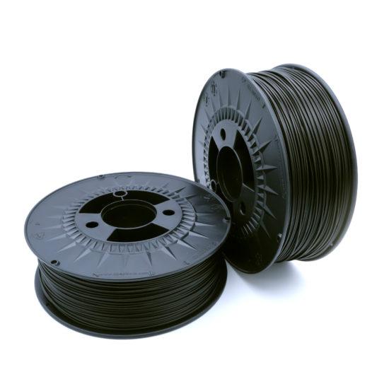 3D-Filstore Swissmade PLA Coal Black