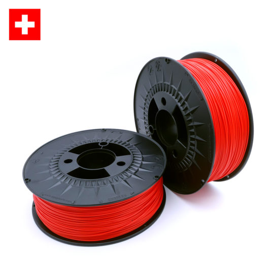 Swissmade PLA Traffic Red