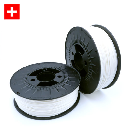 Swissmade PLA Traffic White
