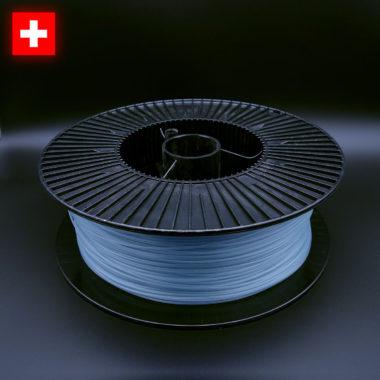 3DFilstore PLA Glow In The Dark Blue, Hell