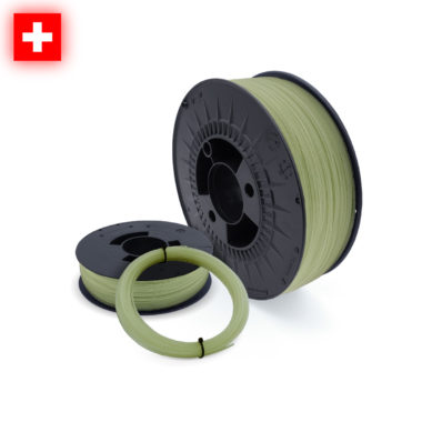3D-Filstore Swissmade Glow In The Dark Green