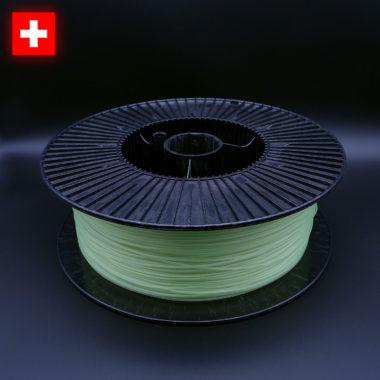 3DFilstore PLA Glow In The Dark Green, hell