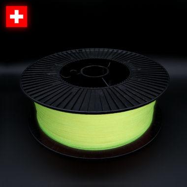 3DFilstore PLA Glow In The Dark Red