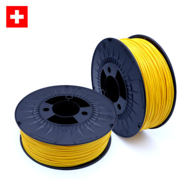 Swissmade PLA Honey Yellow