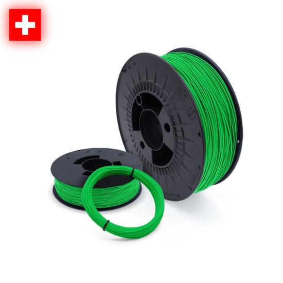 3D-Filstore Swissmade PLA Neon Green nach Mass