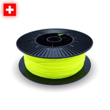 3D-Filstore Swissmade PLA Neon Yellow