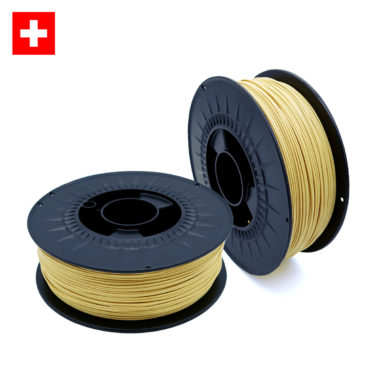 3DFilstore PLA Filament Irish Cream