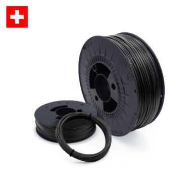 3D-Filstore Swissmade TPU Coal Black nach Mass