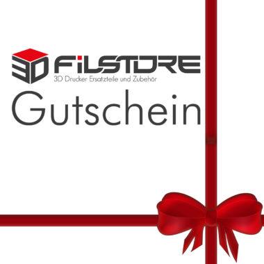 3D-Filstore Gutschein