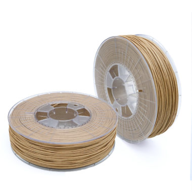 3DFilstore PLA Wild Bamboo, Holzfilament Bambus