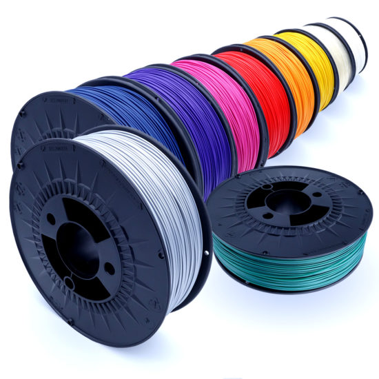 PLA Filament Bundle or Prototyping Filament