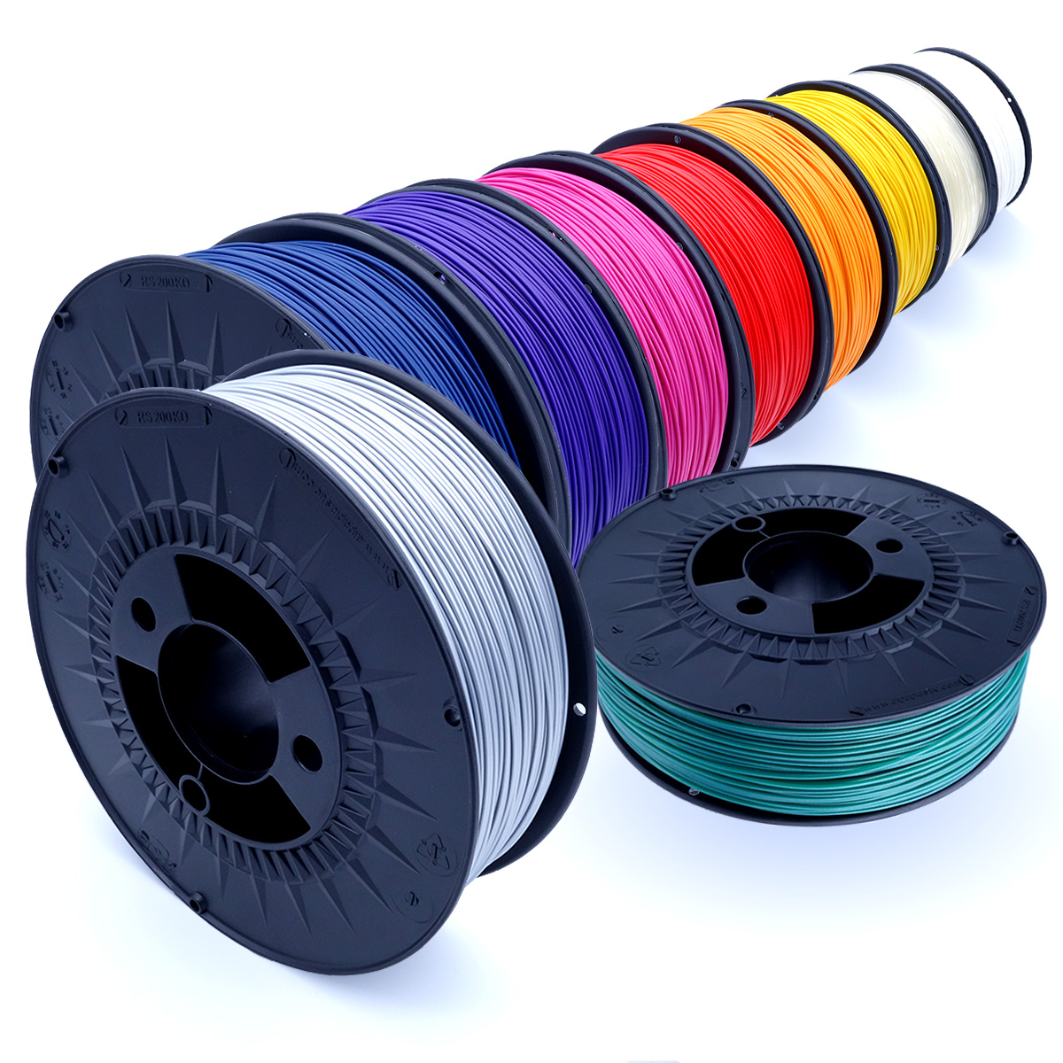 PLA PETG Filament Bundle or Prototyping Filament, starterset / -paket
