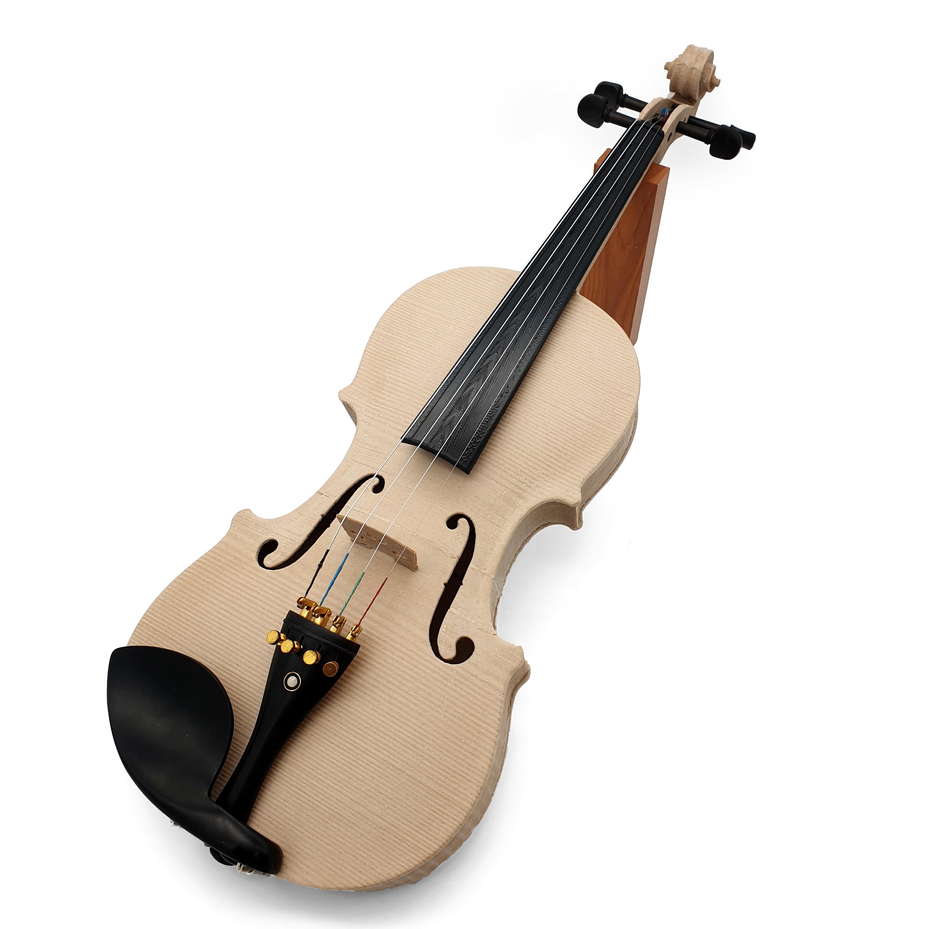 3d gedruckte Geige, 3d printed violin