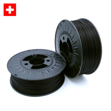 3DFilstore Swiss Made PLA Semi Black 1.75