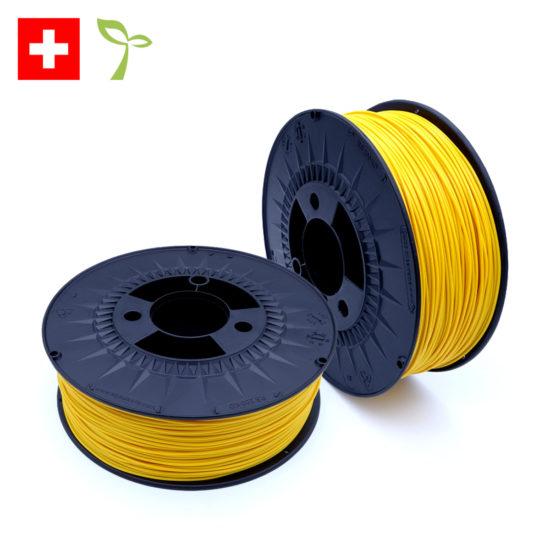 GreenFil BioTEC, Swiss made Honey Yellow Bio-Filament