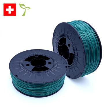 GreenFil Swiss Made BioTEC Opal Green, opalgrünes Biofilament