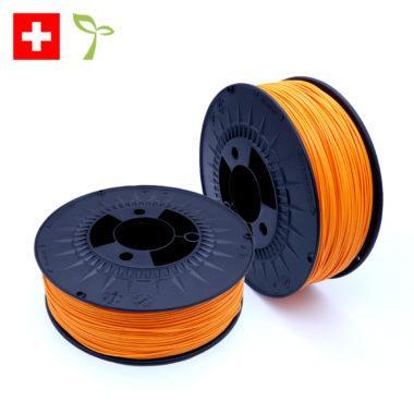 GreenFil Swiss Made BioTEC Sweet Orange, oranges Biofilament