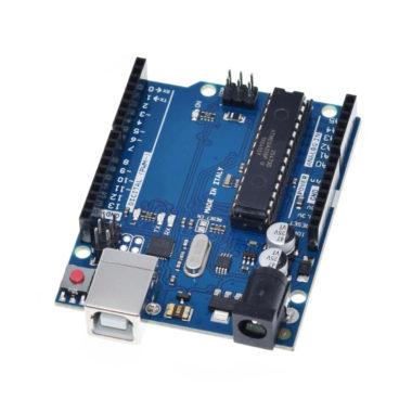 Entwicklerboard Arduino Uni Rev3 Atmega328