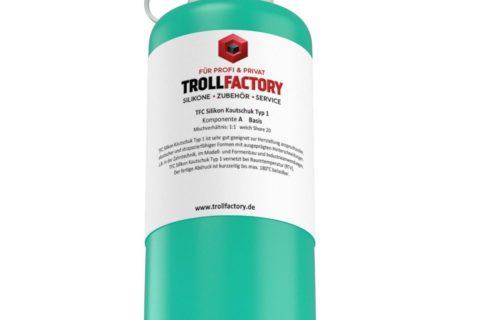 Trollfactory TFC Dubliersilikon S-Mint Typ 1