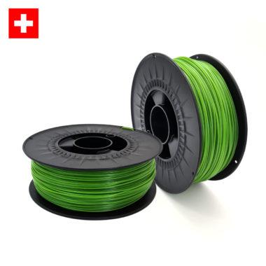 3DFilstore Swiss Made PETG Grass Green, grasgrünes 3d filament