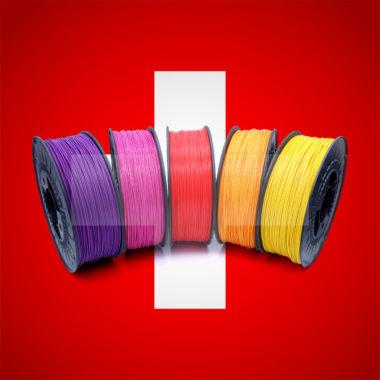swiss made filaments