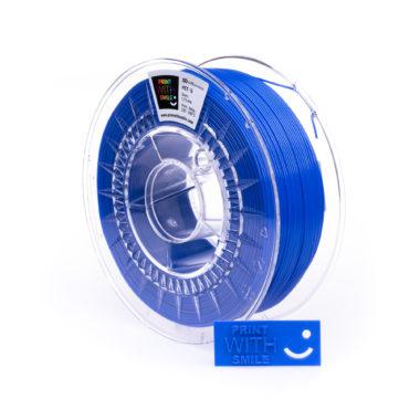 Print With Smile Premium PETG Cobalt Blue Filament, 1.75 PWS, kobalt blau