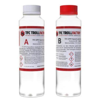 TFC Epoxidharz, giessharz, laminierharz EP01