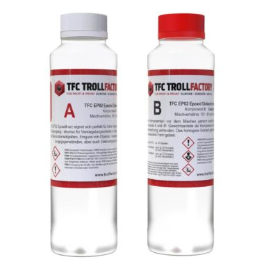 Giessharz, Epoxy Resin, Epoxidharz TFC EP02, TrollFactory
